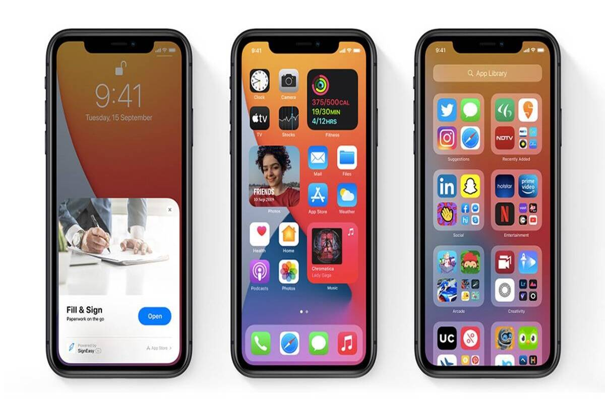 apple released new iOS 14.4 update for iPhones will fix problems know features