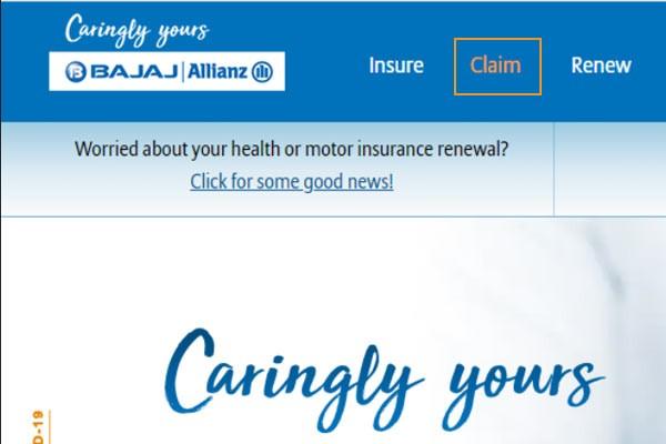 bajaj-insurance-claim