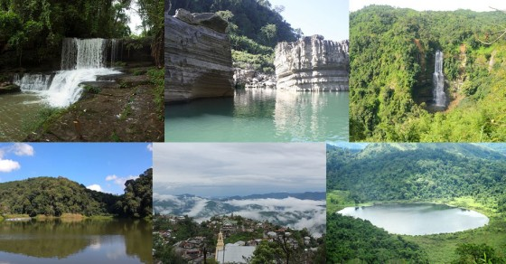 Go on a Nature Tour in Mizoram