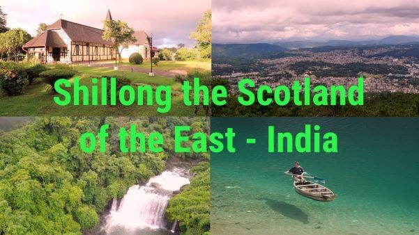 """Visit Shillong, """"Scotland of the East,"""" in Meghalaya"""