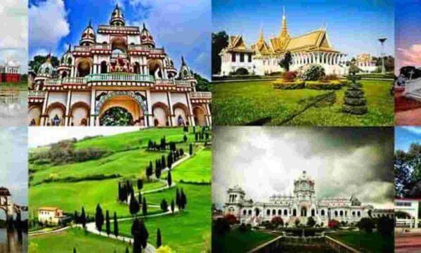 Visit the Royal Monuments of Tripura