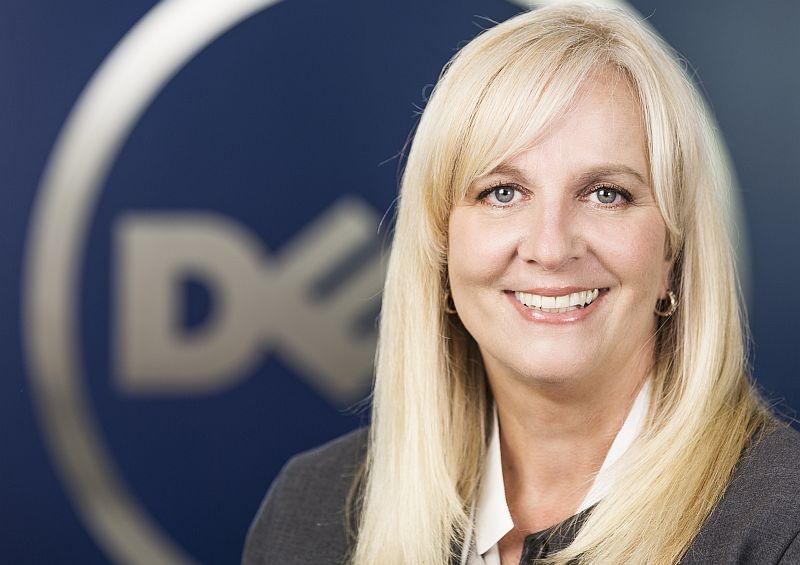 Doris Albiez, Dell-Deutschland-Chefin