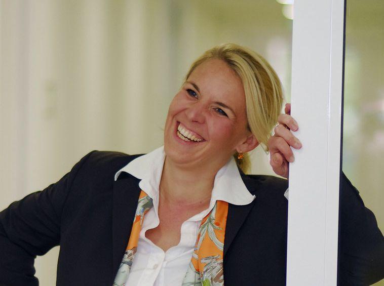 Juristin Ulrike Gantenberg. Bild: Andreas Anhalt/JUVE Verlag