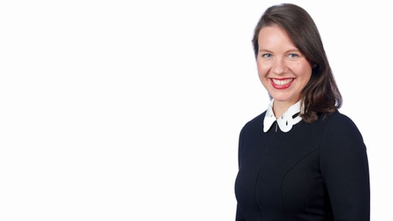 Rebecca Reißmann, Center of IIoT, Accenture