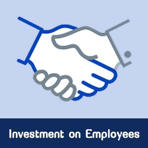 Investment on Employees