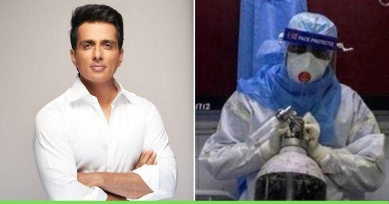 Humanity is paramount!  Sonu Sood asks for oxygen plant from France to help Corona patients