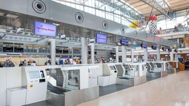 Photo of First in India! Bangalore airport deploys automated bag drop machines; to make check-in a 60-second process