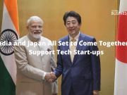India and Japan All Set to Come Together to Support Tech Start-ups