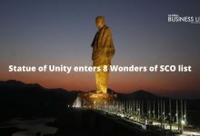 Statue of Unity enters 8 Wonders of SCO list