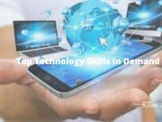 Top Technology Skills In Demand