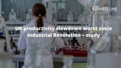 Photo of UK productivity slowdown worst since Industrial Revolution – study