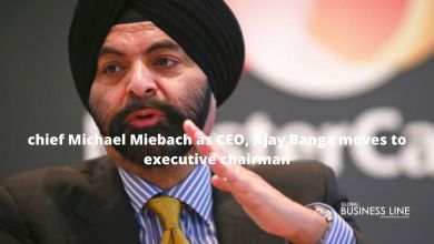 Photo of Mastercard names product chief Michael Miebach as CEO, Ajay Banga moves to executive chairman