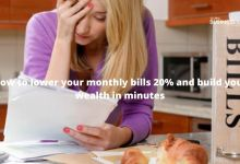 How to lower your monthly bills 20% and build your wealth in minutes