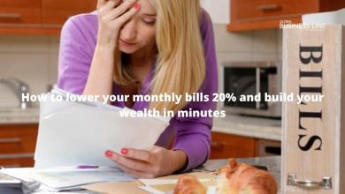 Photo of How to lower your monthly bills 20% and build your wealth in minutes