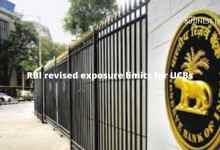 RBI revised exposure limits for UCBs