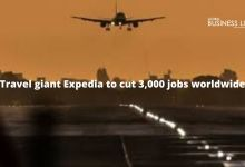 Travel giant Expedia to cut 3,000 jobs worldwide
