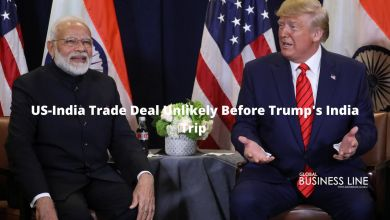 Photo of US-India Trade Deal Unlikely Before Trump's India Trip