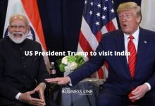 US President Trump to visit India