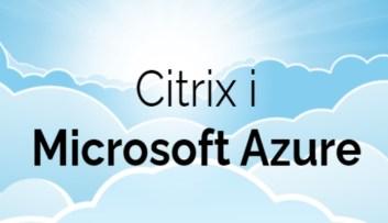 Citrix i Microsoft Azure