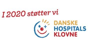 BM støtter igen Hospitalsklovnene