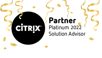 Citrix Platinum Partner 2022