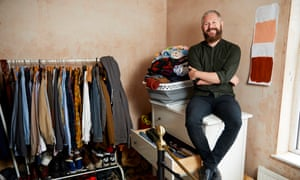 Luke Gregory followed Marie Kondo's decluttering advice but found it difficult to maintain.
