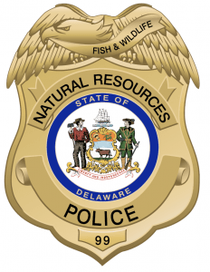 Picture of the Fish & Wildlife Police Shield