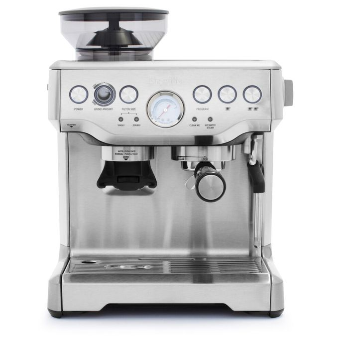 Make one cup or two—or override the settings when you need a lot more.