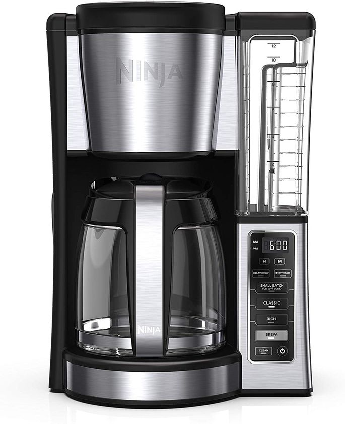 Program your brew up to 24 hours in advance.