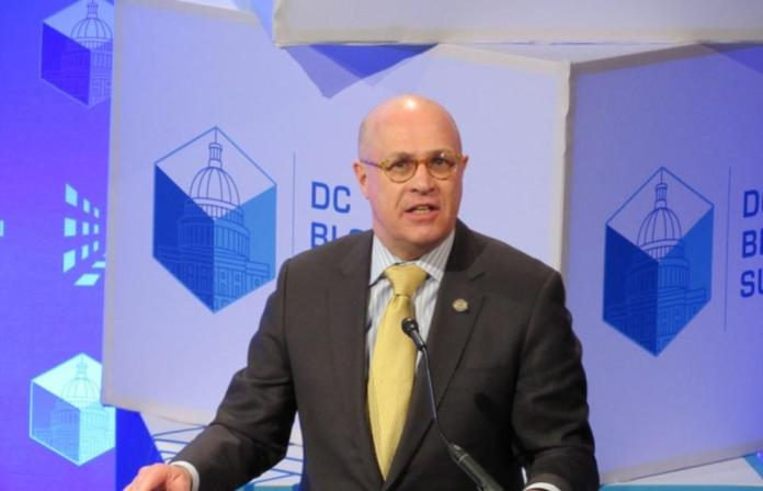 Former CFTC Chairman Chris Giancarlo and his group released a white paper proposing a tokenized version of the U.S. Dollar.