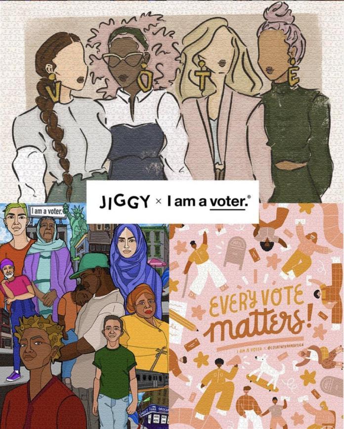 JIGGY, puzzle, vote