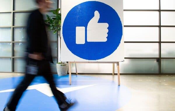 Facebook's third-quarter results included revenue or $21.2 billion and profits $7.84 billion.