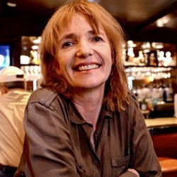 Delia Scales, the founder of Wikihospitals.