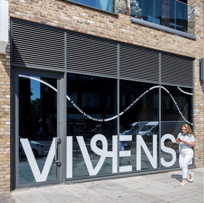 Vivense London Flagship Store in Borough High Street