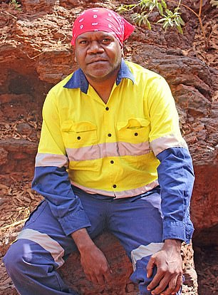 John Ashburton (pictured), is a member of thePKKP Aboriginal Corporation.Juukan Gorge was named after his grandfather