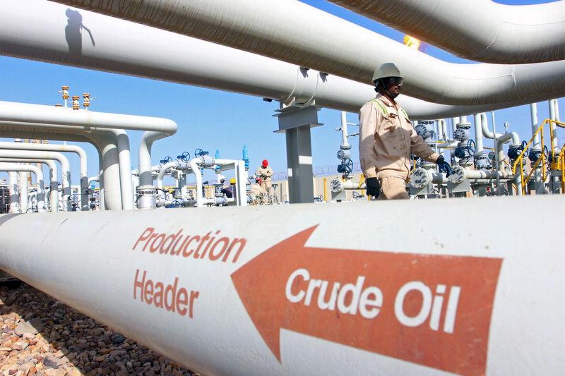 Crude Inventory Fell 4.1 Million Barrels Last Week: EIA
