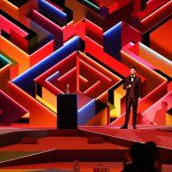 Es Devlin's set design for Brit Awards 2021