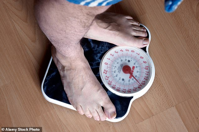 PHE are encouraging people to eat better and get active in a bid to shed some pounds