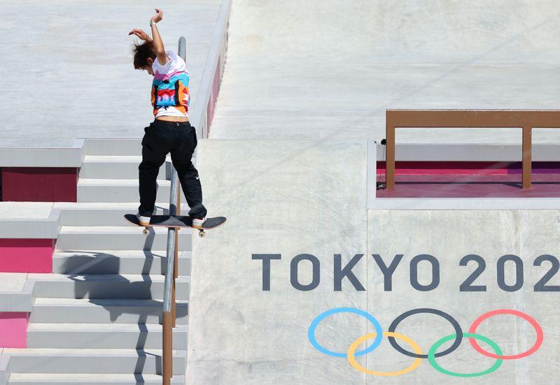 skateboarding olympics - photo #16