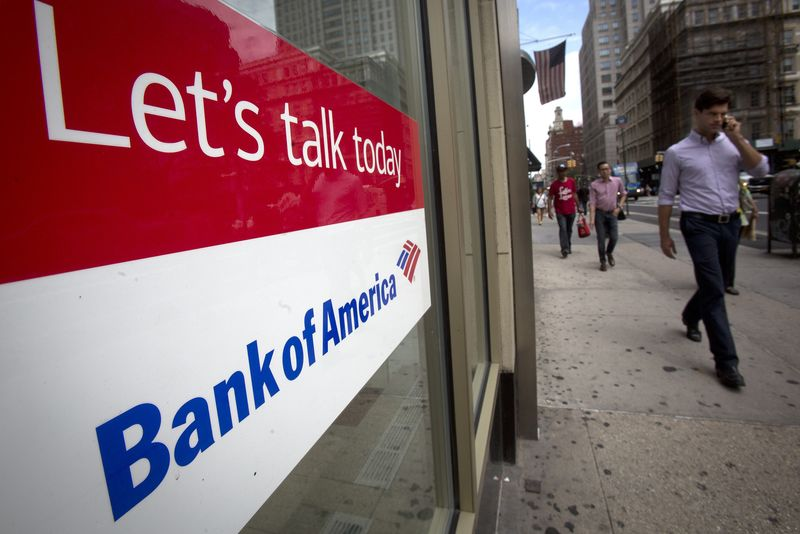 Bank of America, Wells Fargo Gain as Release of Loss Reserves Boosts Profits