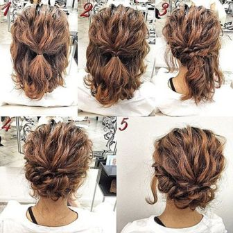 How To Style Short Hair On Your Wedding Day Complete Guide