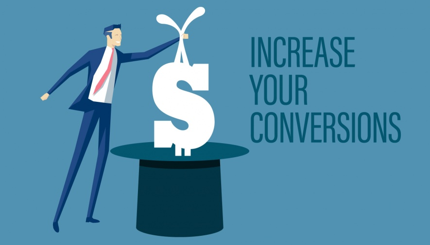 ecommerce Sales and Conversions rate