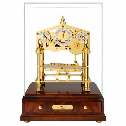 CMT00006 Comitti of London Congreve Clock