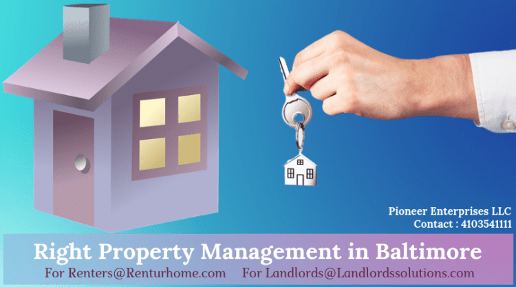 Right Property Management in Baltimore
