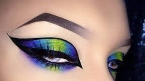 exotic eye makeup