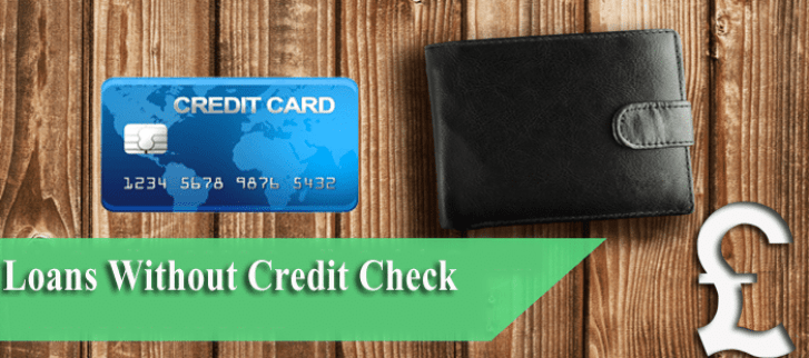 Loans Without Credit Check