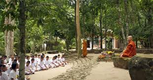 A large number of Meditation centers in Thailand
