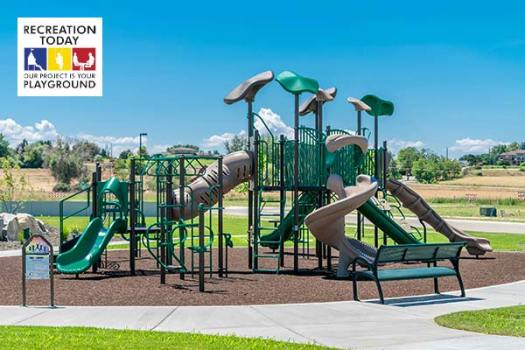 COMMERCIAL PLAYGROUND 4
