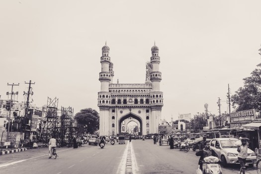 Hyderabad- Popular tourists places in India