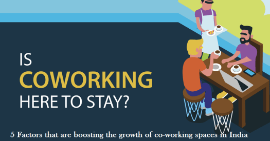 5 Factors that are boosting the growth of co-working spaces in India